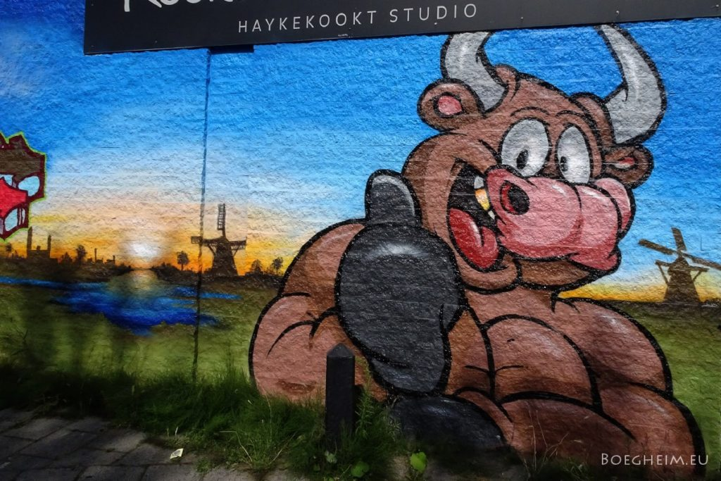 Graffiti Jam Honig Fabriek